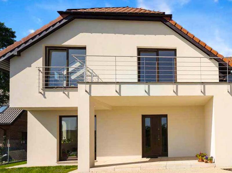 Ravalement façade : MEUCHE Couverture intervient dans le Val-d'Oise 95 pour vos travaux de ravalement façade et peinture d'extérieur.