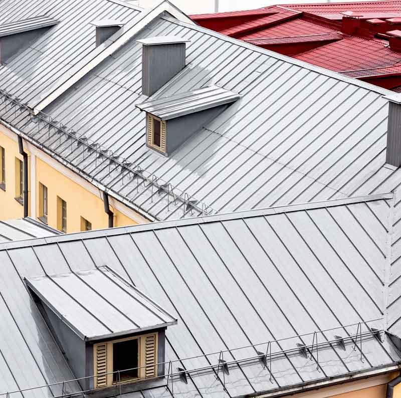 zinguerie : gouttières, noue, chéneaux, terrasson, rives, entourage de cheminées, de fenêtres de toit… dans le Val-d'Oise 95 : MEUCHE Couverture artisan zingueur - Val-d'Oise 95